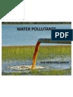 Water Polluntants