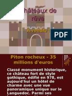 Castelos e Hotéis Da Europa Com Os Preços..