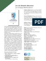 La cura dei disturbi alimentari - Il lavoro di Equipe Multidisciplinare