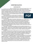 Herculano Pires - Espiritismo Dialetico