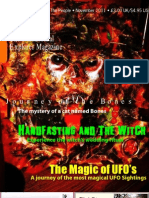 Paranormal Explorer Magazine - November Issue