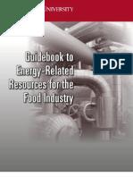 Energy Best Practices Food Industry Guidebook