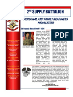 2nd Supply Battalion November Family Readiness Newsletter