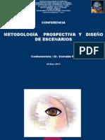 Presentación Prospectiva Dr. Oswaldo Hevia 04-11-11