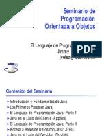 5 Seminario Java