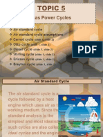 Thermodynamics - Chapter 5