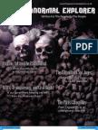 Paranormal Explorer Magazine - July Issue