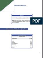 Manual Tarifario 2011-2