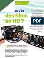 Trouver des films en HD