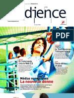 2006 07 28 Audience 34 newletter médiamétrie