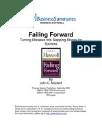 John C. Maxwell - Failing Forward