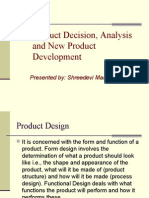3 Prod Decision Analysis and NPD