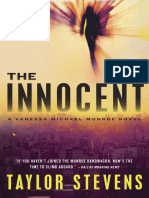 The Innocent by Taylor Stevens - Excerpt