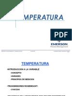 Curso Transmisor de Temperatura