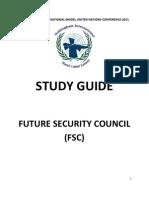 FSC Study Guide
