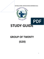 G20 Study Guide