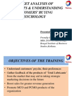 Training Presentation Premdip
