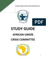 AU Study Guide