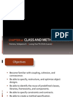 CHAPTER 10 Class and Method Design