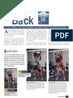 Body for Life - Back Training