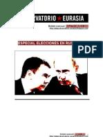 Elecciones rusia 2008