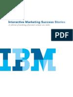 Interactive Marketing Success Stories