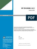 NF EN 60598-1_A11_2009