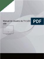 Manual AOC e22t