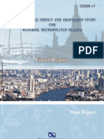 World Bank - Climate Change Impact Report, Thailand