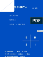 Slides:李士葆-美安上班族小生意的區別