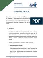 EVOLUCIÓN Y PERPECTIVAS DEL ESTUDIO DEL TRABAJO FINAL