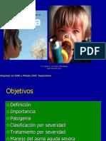 ASMA Bronquial  Revisión Octubre 2011, Curso Atención Integral en Salud, S.Isidro PZ, Costa Rica
