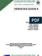 GUION 8