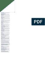 Preparación y evaluación de proyectos
