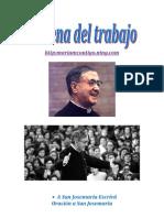 NOVENA PARA CONSEGUIR TRABAJO | ALIANZA DE AMOR