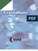 Crystallizer Manual