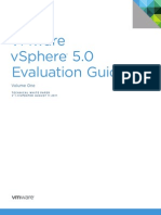 VMware vSphere Evaluation Guide 1