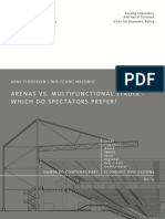 Arenas x Multi Functional