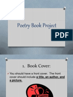 Types of Poems and Poetry Book