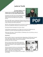 Profile Al-Qaeda in North Africa