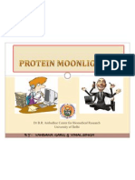 Protein Moonlighting