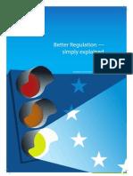 Better EU Regulation EC