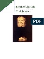 Sveti Serafim Sarovski Čudotvorac