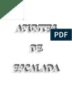 Apuntes de Escalada - A. Arregi
