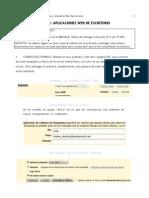 Aplicaciones Web de Escritorio