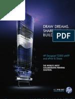 Designjet T2300 Datasheet