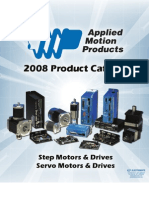 Applied Motion Products 2008 Catalog