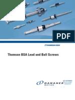 BSA 2011 Catalog