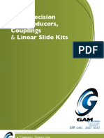 GAM Gear Reducer 2011 Catalog