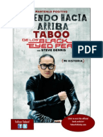 Cayendo Hacia Arriba by Taboo —read about the Black Eyed Peas' first performance (Spanish edition)!